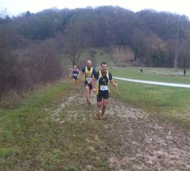Championnats départementaux de cross-country 2018